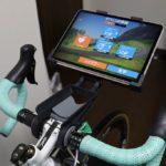 Tacx社製タブレットホルダーとiPadでお手軽Zwift環境構築!